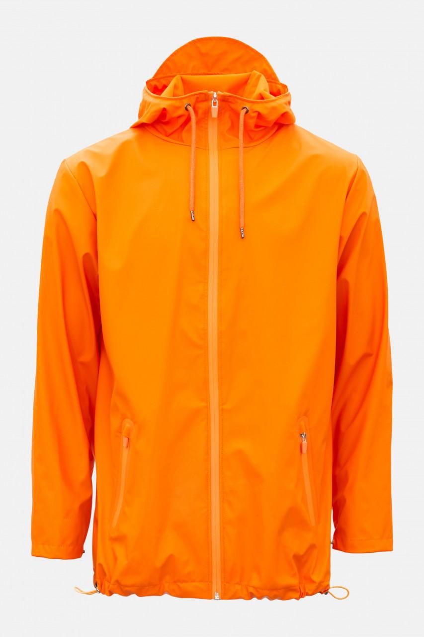 Rains Regenjacke Orange Breaker Unisex Friesennerz