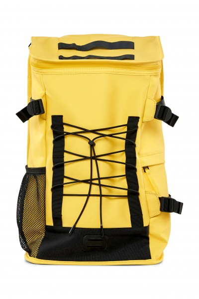 Rains Rucksack Groß Gelb Mountaineer Bag Yellow