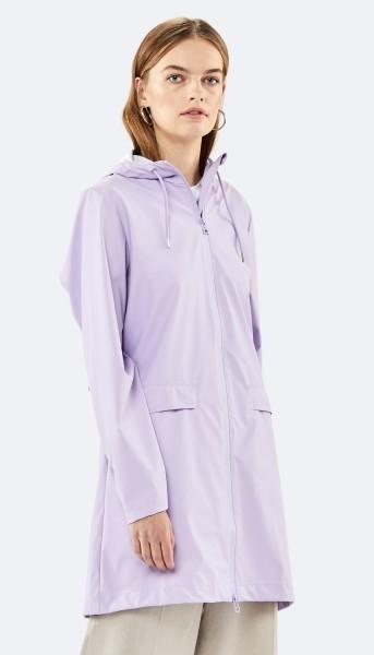 Rains W Coat Lavendel Damen Regenparker
