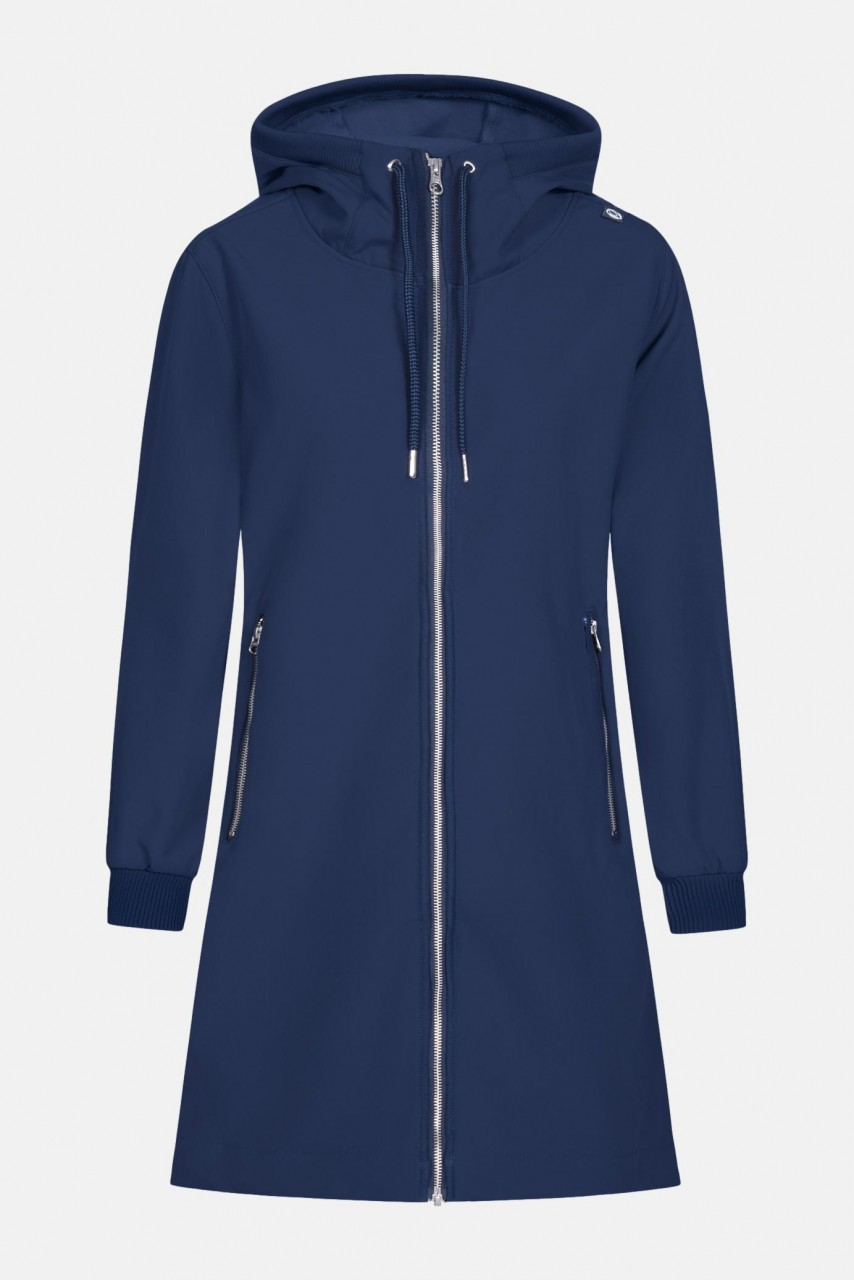 Danefae Jane Damen Softshell Jacke Navy Blau